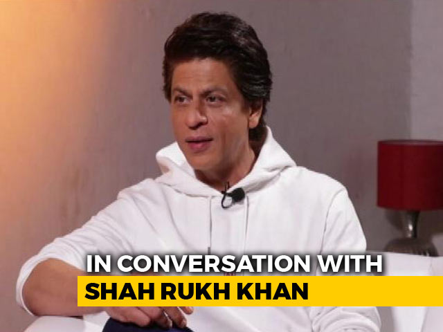 Shah Rukh Khan On What Keeps Him Going