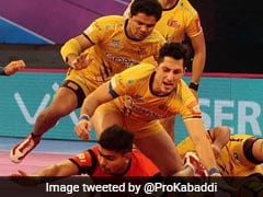 Pro Kabaddi League: Bengaluru Bulls Beat Telugu Titans, Enter Play-Offs