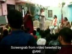 भाजपा सांसद ने राहुल का उड़ाया मजाक तो भिड़ गईं कांग्रेस पार्षद, लगाई फटकार, देखें वीडियो
