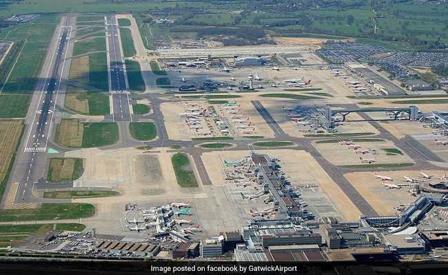 Flights halted at Gatwick Airport after drones reports