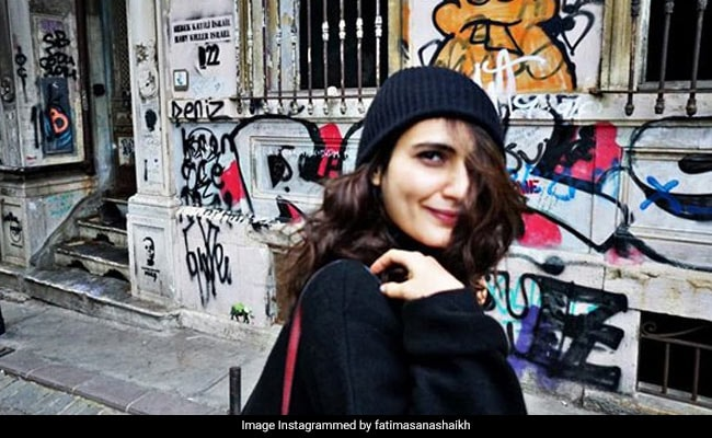After Thugs Of Hindostan's Failure, Fatima Sana Shaikh Says, 'Every Setback Is A Learning Experience'