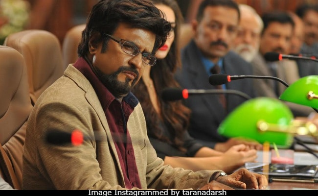 First 100 Cr Hindi Film for Rajinikanth