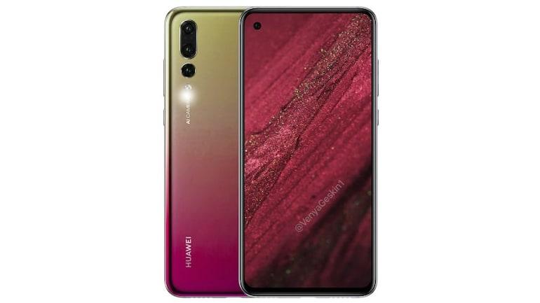 Huawei Nova 4 के डिस्प्ले में होगा छेद, 17 दिसंबर को उठेगा पर्दा