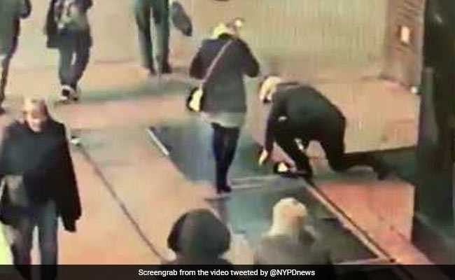 Couple Dropped Engagement Ring At Times Square. NYPD To The Rescue