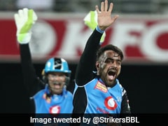 Rashid Khan Makes Impressive BBL Start, Guides Adelaide Strikers To Win In Season-Opener