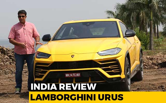 Lamborghini Urus India Review