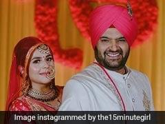 कपिल शर्मा ने शादी पर भी नहीं छोड़ी ये हरकत, बोले-  पहली बार ब्याह करवाया है, ज्यादा तजुर्बा है नहीं...Video