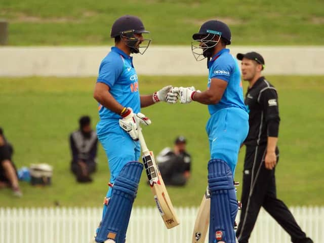 India A Complete One-Day Series Sweep vs New Zealand A