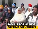 Video : Sajjan Kumar Gets Life: The 3 Women Who Fought For Justice For 34 Years