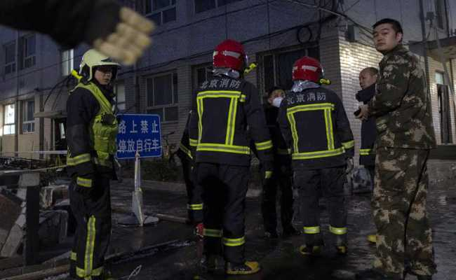 3 Students Killed In Lab Explosion At University In China
