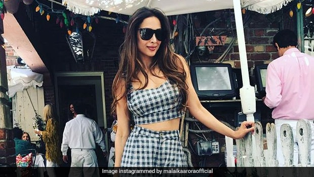 Malaika Arora Eats Clean Even On Sets: Here's Proof