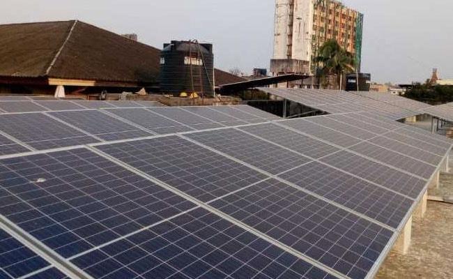 St Xavier's School Mumbai Go Solar