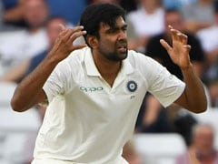 """Ashwin's Not Doing His Reputation Any Good"": Sourav Ganguly Raises Concern Over Ashwin's Fitness"