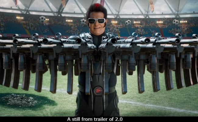 2.0 (Hindi) Box Office Collection Day 6: Keeping Up With Rajinikanth, Akshay Kumar's Film's 'Excellent' Performance