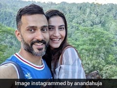 Sonam Kapoor, Anand Ahuja's Happy Faces From Bali Sum Up Their New Year Vacation