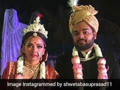 Shweta Basu Prasad Fills Up Instagram With More Pics From Her Wedding, <I>Haldi</I> And <I>Mehendi</I> Ceremonies
