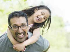 A New Survey Finds Depression In Fathers Is Linked To Emotional Stress In Teenage Girls