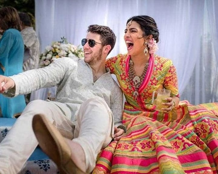 In Priyanka's Hometown, People Celebrate Her Wedding To Nick Jonas