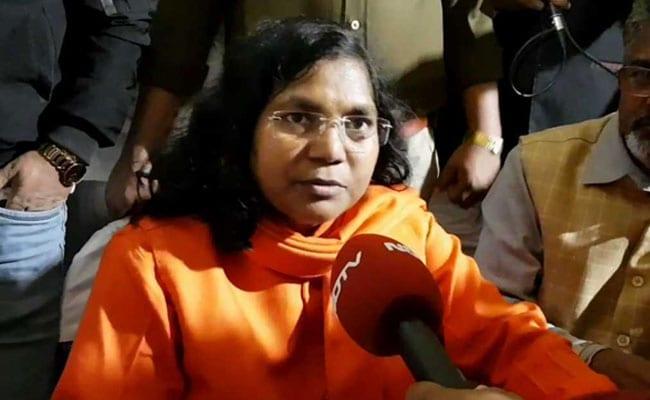 Former BJP MP Savitribai Phule Quits Congress, Says Her Voice Not Heard