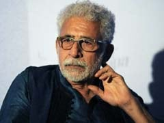 "Naseeruddin Shah, ""Disturbed By Open Hate In Society"", Says ""Stand By What I Said Earlier"""