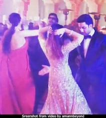 Bet You've Never Seen Ash Dance Like This. Deepika-Ranveer Were There Too