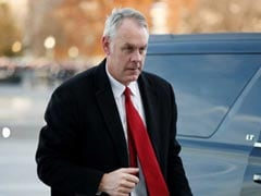 Interior Secretary To Leave In Latest High-Profile Exit, Says Trump