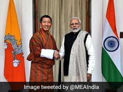 India, Bhutan Review Hydroelectric Projects With PM Tshering In New Delhi