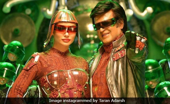 2.0 (Hindi) Box Office Collection Day 8: Rajinikanth's Film's Performance Was 'Excellent' So Far, Crucial Week Begins