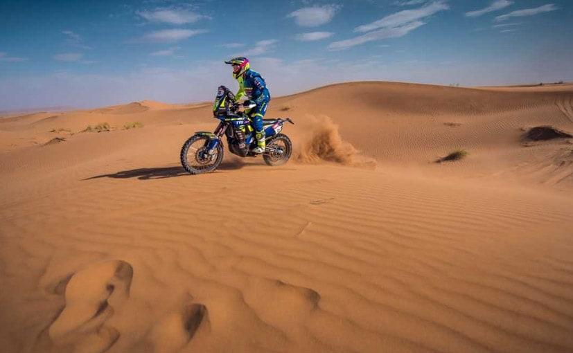 Aravind KP Joins Sherco TVS Rally Factory Team For Dakar 2019