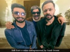 <i>Kanpur Wale Khuranas</i>, Led By Sunil Grover, All Set To Welcome Ranveer Singh And Team <i>Simmba</i>