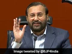Situation In West Bengal Nothing Less Than Emergency: Prakash Javadekar