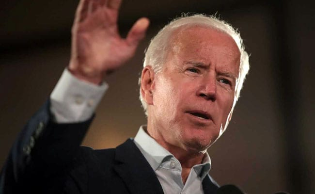 Wasn't Sexual, Pulled Me In To Rub Noses: Second Woman Accuses Joe Biden