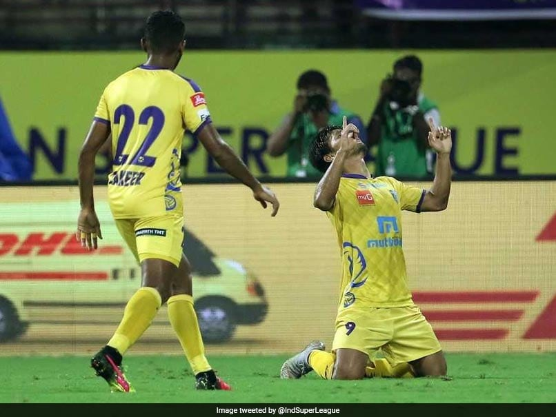 Indian Super League: Jamshedpur FC Hold Kerala Blasters To 1-1 Draw
