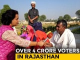 Video: Last Day Of Campaigning In Rajasthan: What's On Voters' Mind?