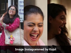 These Pics Prove Why Kajol Is The 'Queen Of Expressions'