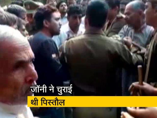 Videos : बड़ी खबर : बुलंदशहर में इंस्पेक्टर के कातिल की हुई पहचान...