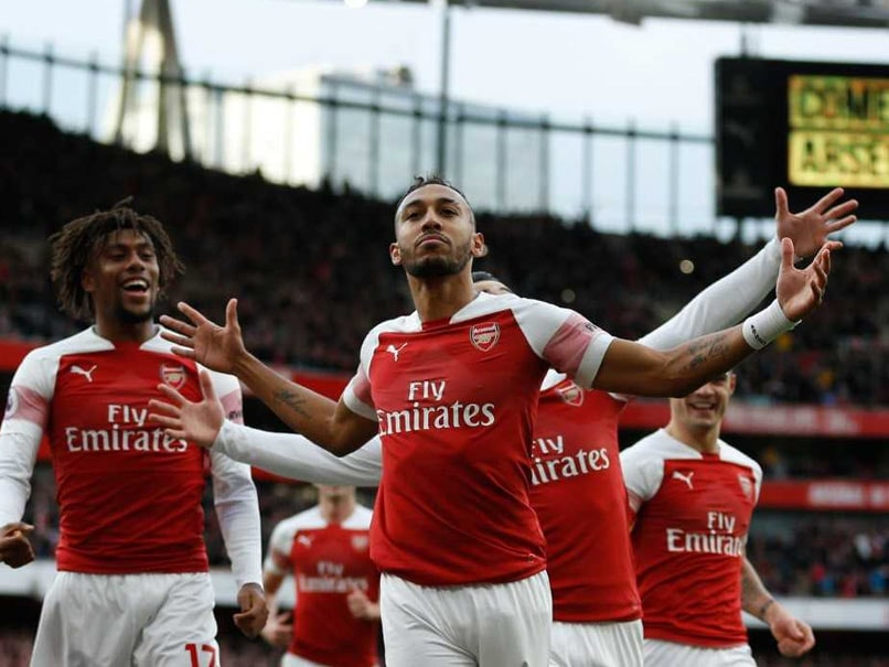 Premier League: Pierre-Emerick Aubameyang Stars As Arsenal Fightback Stuns Tottenham Hotspur