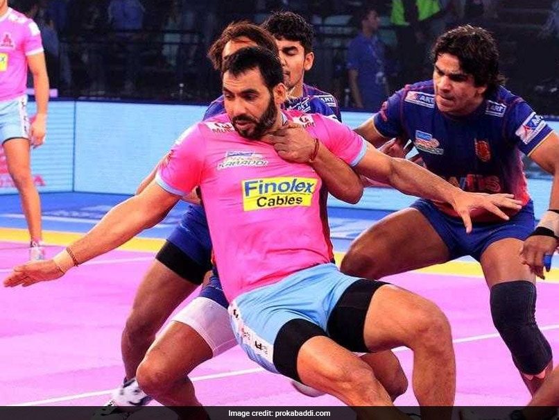 Pro Kabaddi League: Dabang Delhi Beat Jaipur Pink Panthers, Tamil Thalaivas Play Out Draw Against Patna Pirates