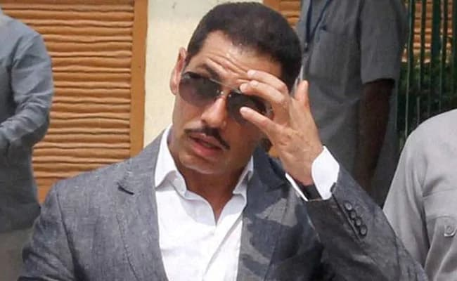 'Not Above Law, Not Running Away': Robert Vadra After Search At His Office