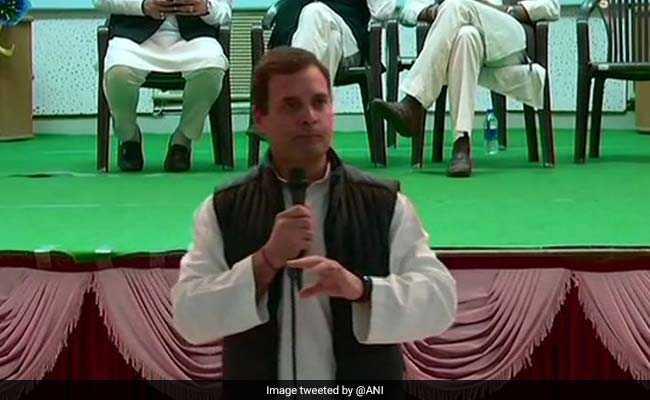 मनमोहन सिंह ने भी की थी 3 बार सर्जिकल स्ट्राइक, PM मोदी को लगता है कि सारा ज्ञान उन्हीं के दिमाग से निकलता है: राहुल गांधी