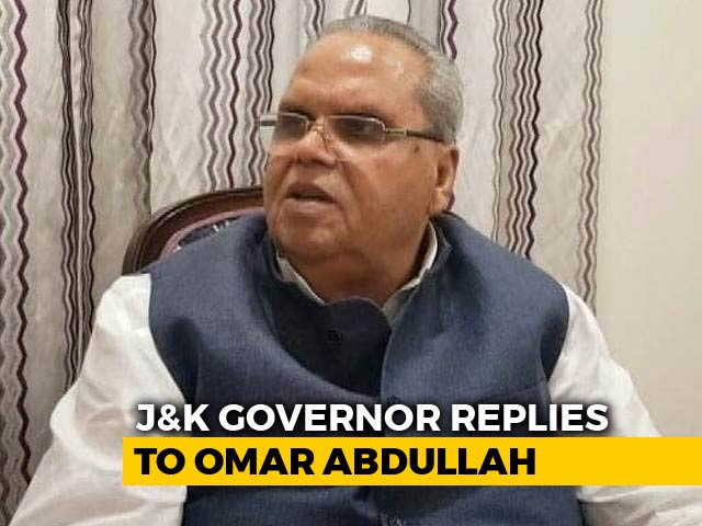 Video : Governor Changing Permanent Residency Rules In J&K, Say Political Parties