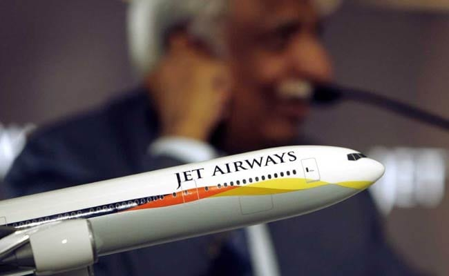 Jet Airways Shares Fall After Airline Announces Grounding Of Additional Planes