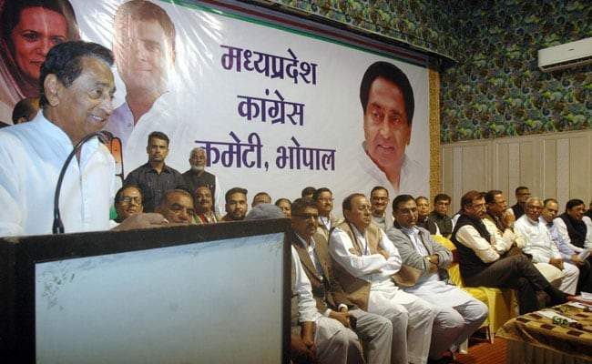 At Kamal Nath's Tutorial, More Signals Of Congress As Divided House