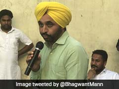 "Indian Embassies Cause ""Trouble"" To Indians Abroad: AAP's Bhagwant Mann"