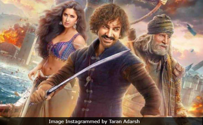 Thugs Of Hindostan Gets A Release Date In China. Details Here