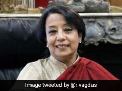 Riva Ganguly Das Named India's High Commissioner To Bangladesh