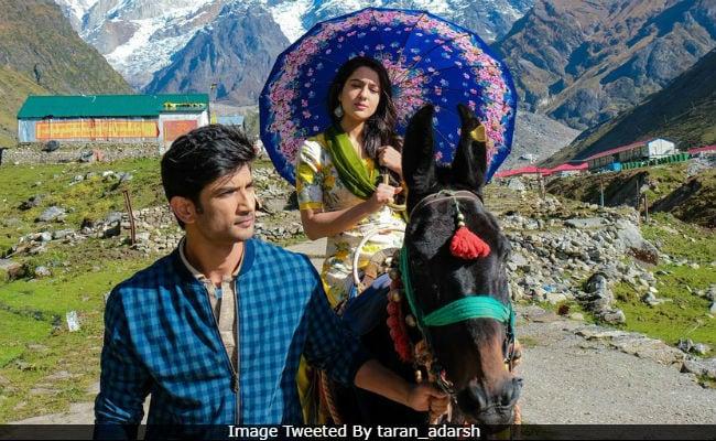 Kedarnath Box Office Prediction: Sara Ali Khan And Sushant Singh Rajput's Film Reportedly Gets An 'Ordinary' Opening