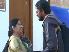 """Like Mother"": Mumbai Man, Helped By Sushma Swaraj To Get Out Of Pak Jail"