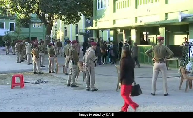 Counting Of Votes Begins For Mizoram Polls