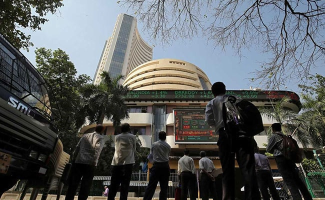 Sensex Falls Over 100 Points, Nifty Struggles Above 10,800